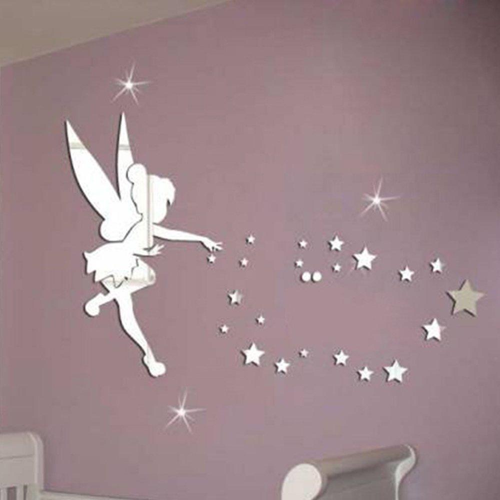 Migliori adesivi per bambini opinioni e prezzi - Camera da letto decorazioni murali ...